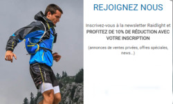 Promos de Raidlight dans le prospectus à Paris