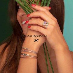Promos de Bijouteries dans le prospectus à Mauboussin ( 6 jours de plus)