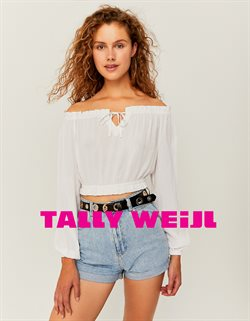 Tally Weijl coupon ( Plus d'un mois )