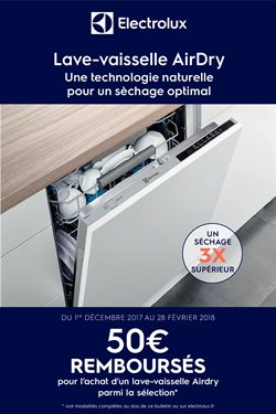 Offre Electrolux