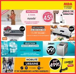 Promos de MDA dans le prospectus à MDA ( Nouveau)