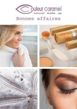 Promos de Magasins Bio dans le prospectus de Couleur Caramel à Poitiers ( Expire demain )