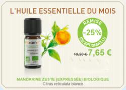 Promos de Magasins Bio dans le prospectus de Florame à Niort