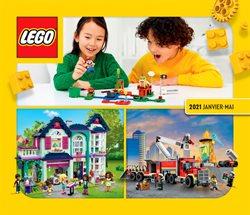 Promos de Jouets et Bébé dans le prospectus de LEGO à Paris ( Plus d'un mois )