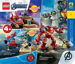 Iron Man à LEGO