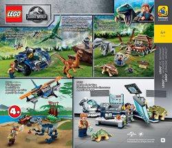 Dinosaures à LEGO
