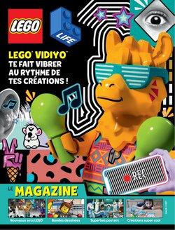 Promos de Jouets et Bébé dans le prospectus à LEGO ( 28 jours de plus)