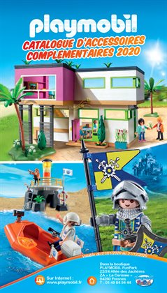 Playmobil coupon ( Plus d'un mois )