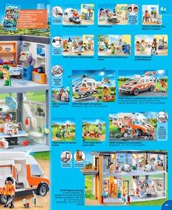 Orthopédie à Playmobil