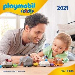 Promos de Jouets et Bébé dans le prospectus à Playmobil ( Plus d'un mois)