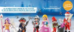 Promos de Playmobil dans le prospectus de Playmobil à Paris