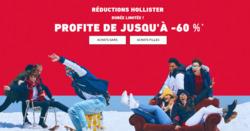Promos de Hollister dans le prospectus à Paris