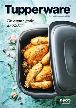 Tupperware coupon ( Expiré )