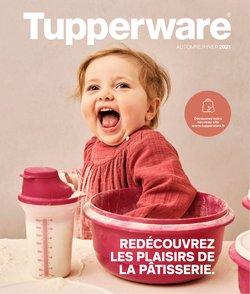 Promos de Tupperware dans le prospectus à Tupperware ( Plus d'un mois)