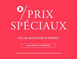 Promos de TOUS dans le prospectus à Paris