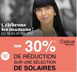 Promos de Optical Discount dans le prospectus à Optical Discount ( Expiré)