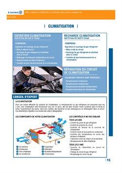 Climatisation à E.Leclerc L'Auto