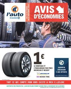 E.Leclerc L'Auto coupon ( 14 jours de plus)