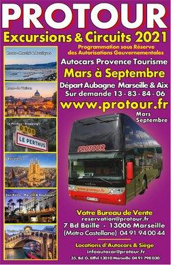 Protour coupon ( Plus d'un mois )