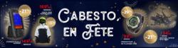 Promos de Cabesto dans le prospectus à Aubagne