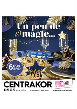 Centrakor coupon ( Plus d'un mois )