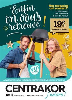 Centrakor coupon ( Nouveau )