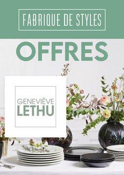 Geneviève Lethu coupon ( 30 jours de plus)
