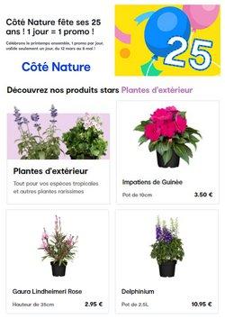 Côté Nature coupon ( 16 jours de plus )