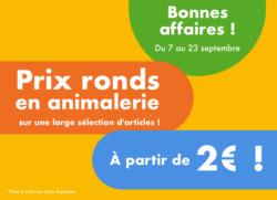 Promos de Côté Nature dans le prospectus à Beauvais