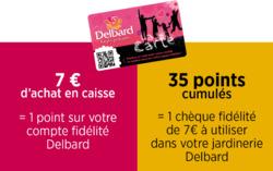 Promos de Delbard dans le prospectus à Issoire