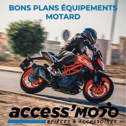 Promos de Access Moto dans le prospectus à Access Moto ( 5 jours de plus)