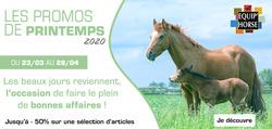 Coupon Equip'Horse ( 24 jours de plus )