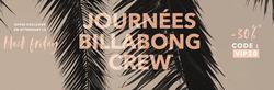 Billabong coupon à Boulogne-Billancourt ( Il y a 2 jours )