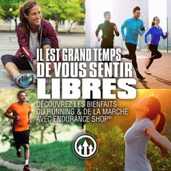 Endurance Shop coupon ( 2 jours de plus )