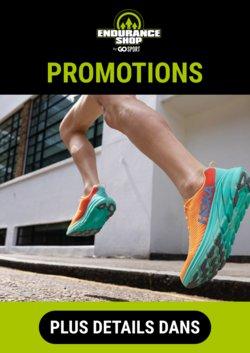 Promos de Nike dans le prospectus à Endurance Shop ( 30 jours de plus)