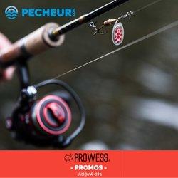 Promos de Pecheur.com dans le prospectus à Pecheur.com ( Publié hier)