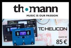 Promos de Culture et Loisirs dans le prospectus à Thomann ( 30 jours de plus)