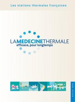 Promos de Santé et Opticiens dans le prospectus à La Médecine Thermale ( 7 jours de plus)