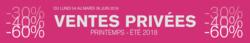 Promos de La Maison du Convertible dans le prospectus à Paris