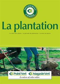 Promos de Magasin Vert dans le prospectus à Alençon