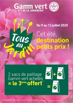 Gamm vert coupon à Paris ( Expire demain )