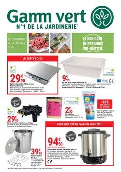 Gamm vert coupon ( Nouveau )