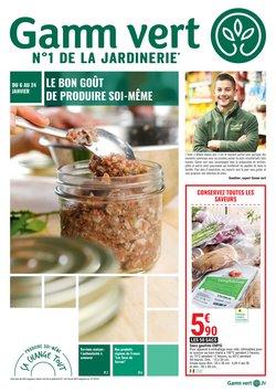 Gamm vert coupon à Bordeaux ( 6 jours de plus )