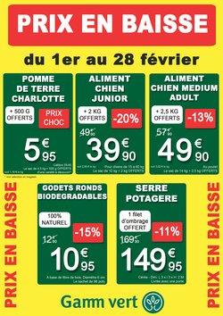 Gamm vert coupon à Paris ( Expiré )