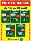 Gamm vert coupon à Bordeaux ( Expiré )