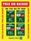 Gamm vert coupon à Bordeaux ( 16 jours de plus )