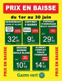 Gamm vert coupon ( 7 jours de plus)
