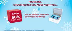 Promos de Opticiens et Soins dans le prospectus de Audika à Salon-de-Provence