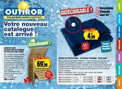 Promos de Jardineries et Animaleries dans le prospectus de Outiror à Montpellier ( 5 jours de plus )