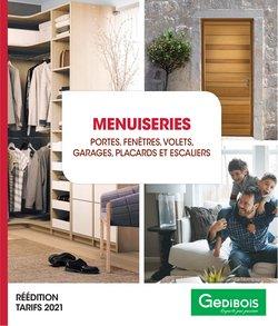 Promos de Bricolage dans le prospectus à Gédibois ( 7 jours de plus)